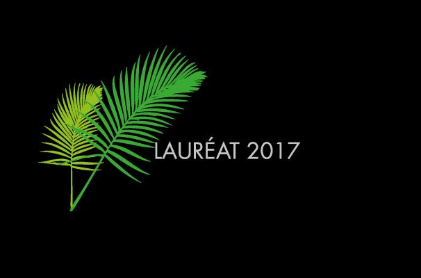 Lauréat 2017 des palmes du tourisme durable